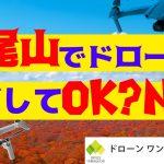 【永久保存版】高尾山で合法的に飛行させることは出来るのか?