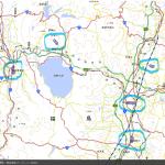 【東京五輪】聖火リレールート周辺のドローン禁止の情報(263箇所)