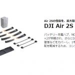 【DJI Air 2S】ドタン場で急遽ゴーグルとモーションコントローラーを外したDJI。そのワケとは?
